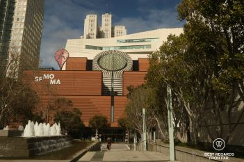 The SFMOMA, San Francisco, California, USA