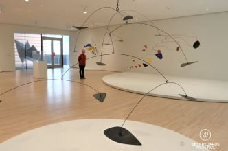 Mobile by Alexander Calder, SFMOMA, San Francisco, California, USA
