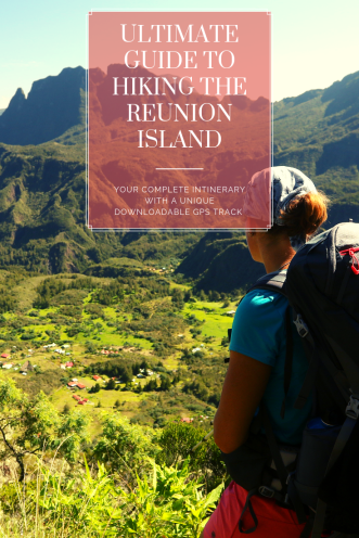 Pin it to get your complete & exclusive Réunion hiking guide later!