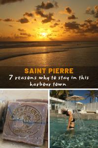 Saint Pierre - France - Reunion - Pinterest - PIN