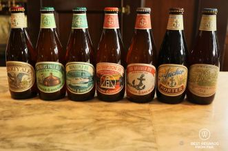 Hard to choose our favorite, Anchor Brewing Company, San Francisco, California, USA