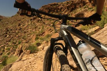 Suicidal Tendencies, mountain biking, Santa Clara River Reserve, Saint George, Utah, USA