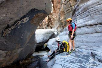 Snake Canyon, Oman