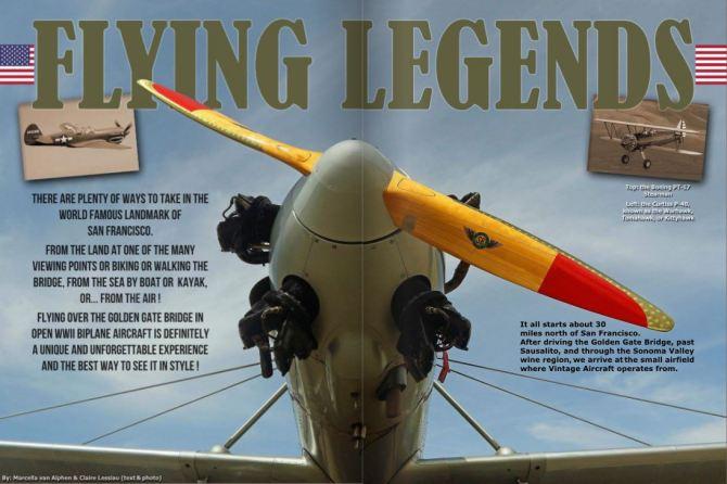 Beyond Boundaries Vintage Aircraft