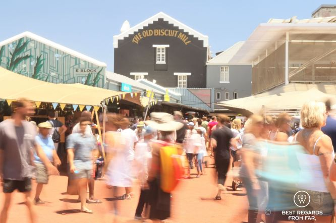 The neighbourgoods Market, Woodstock, Cape Town, South Africa