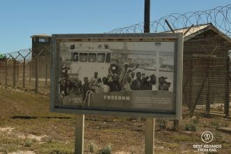 Welcome to Robben Island, Cape Town