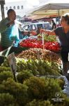 Buying fresh ingredients at the Varvakios market, The Greek Kitchen Athens, cooking class, Greece