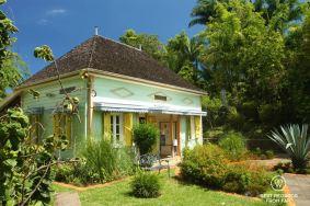 Tourism office of Entre Deux, Reunion Island, France