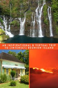 Visual tour - Pinterest - PIN - Reunion Island - France