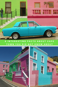 6 Bo-Kaap facts - Pinterest - PIN - Cape Town - South Africa