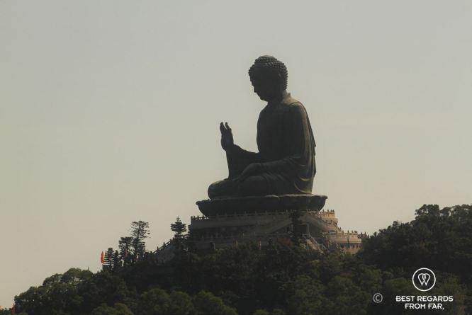 Big Buddha of Lantau Island, Hong Kong