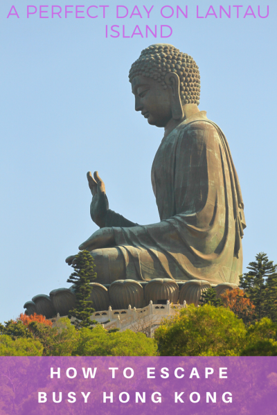 Big Buddha - Pinterest - PIN Hong Kong