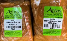 Freshly grounded spices at the Atlas trading company, Bo-Kaap, Cape Town, South Africa