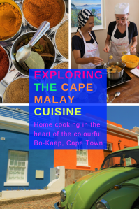 Bo-Kaap cooking tour - Pinterest - PIN - Cape Town - South Africa