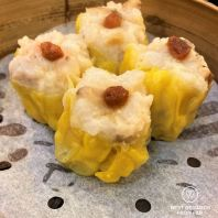 Dim sums at Tim Ho Wan Michelin-star restaurant, Kowloon, Hong Kong