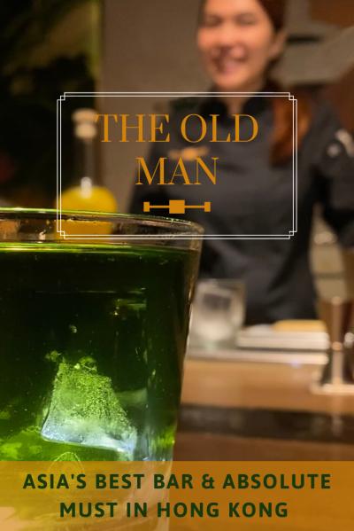 The Old Man - Pinterest - PIN - Hong Kong