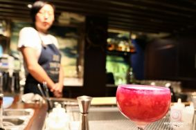 Cocktails at the Sea by the Old Man, speakeasy, Hong Kong Island