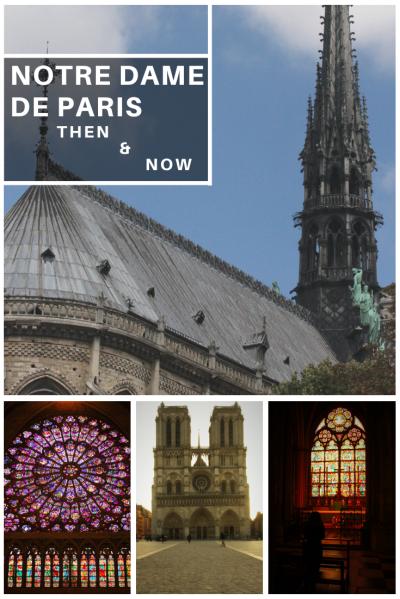 Notre Dame de Paris - Pinterest - PIN - Paris - France