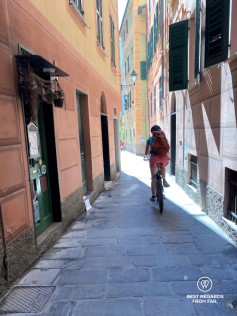 Biking Camogli - Italy (1)