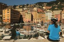 Biking Camogli - Italy