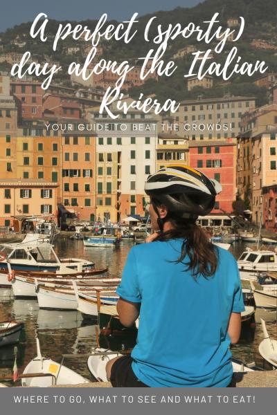 Italian Riviera - Pinterest PIN - Italy