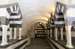San Fruttuoso: the burial ground of the Doria family.