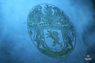 The squirrel: the coat of arm of Fouquet, Castle of Vaux-le-Vicomte