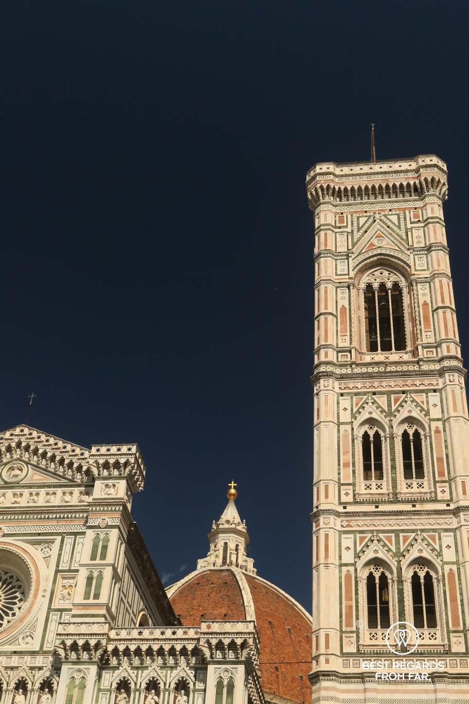 The Duomo and Bell Tower, Florence, Italy