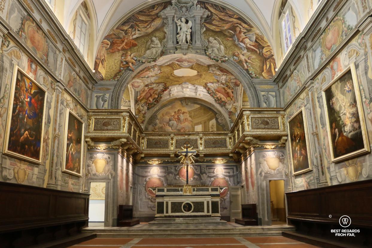 Oratorio di San Angeli Custodi in Lucca, Italy