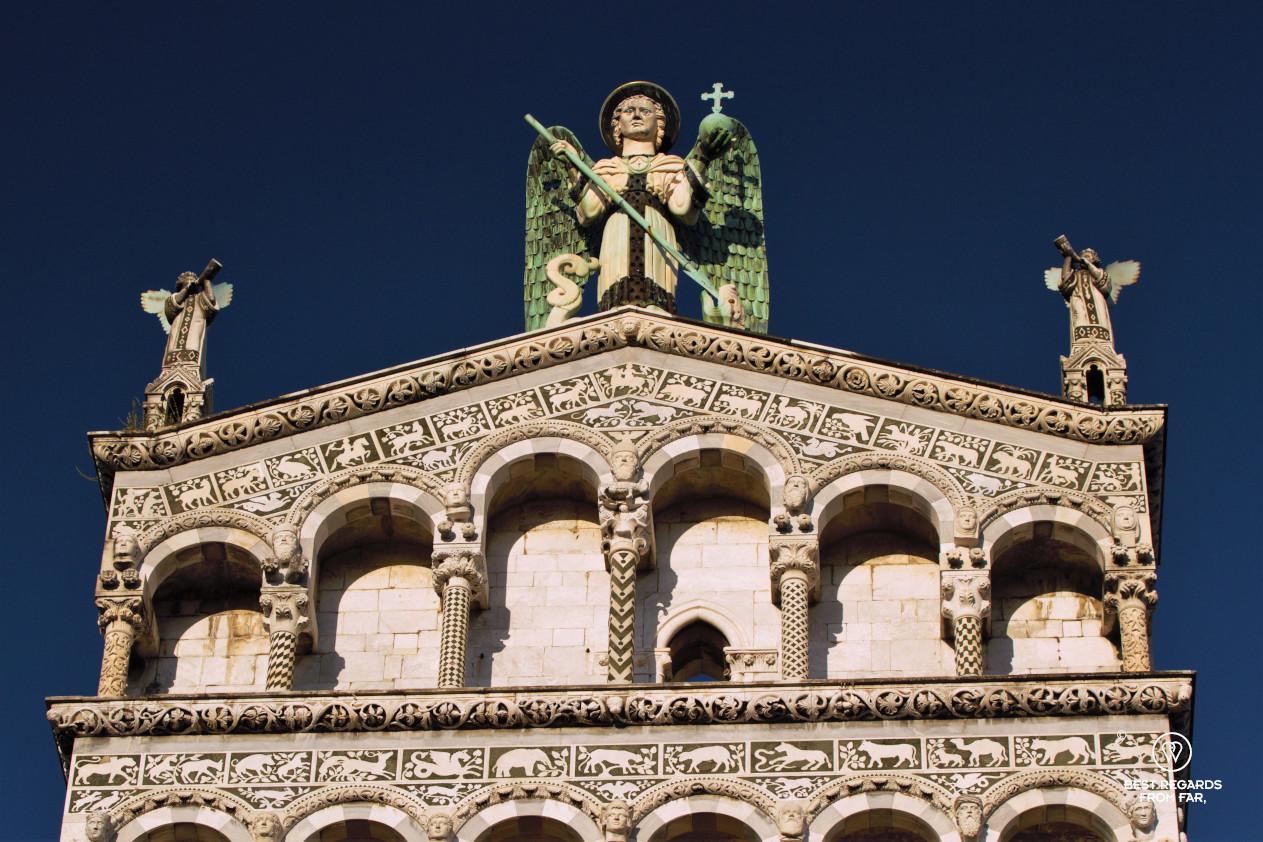 Saint Michael, Lucca, Italy
