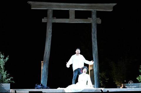 Puccini festival in Torre del Lago: Madam Butterfly
