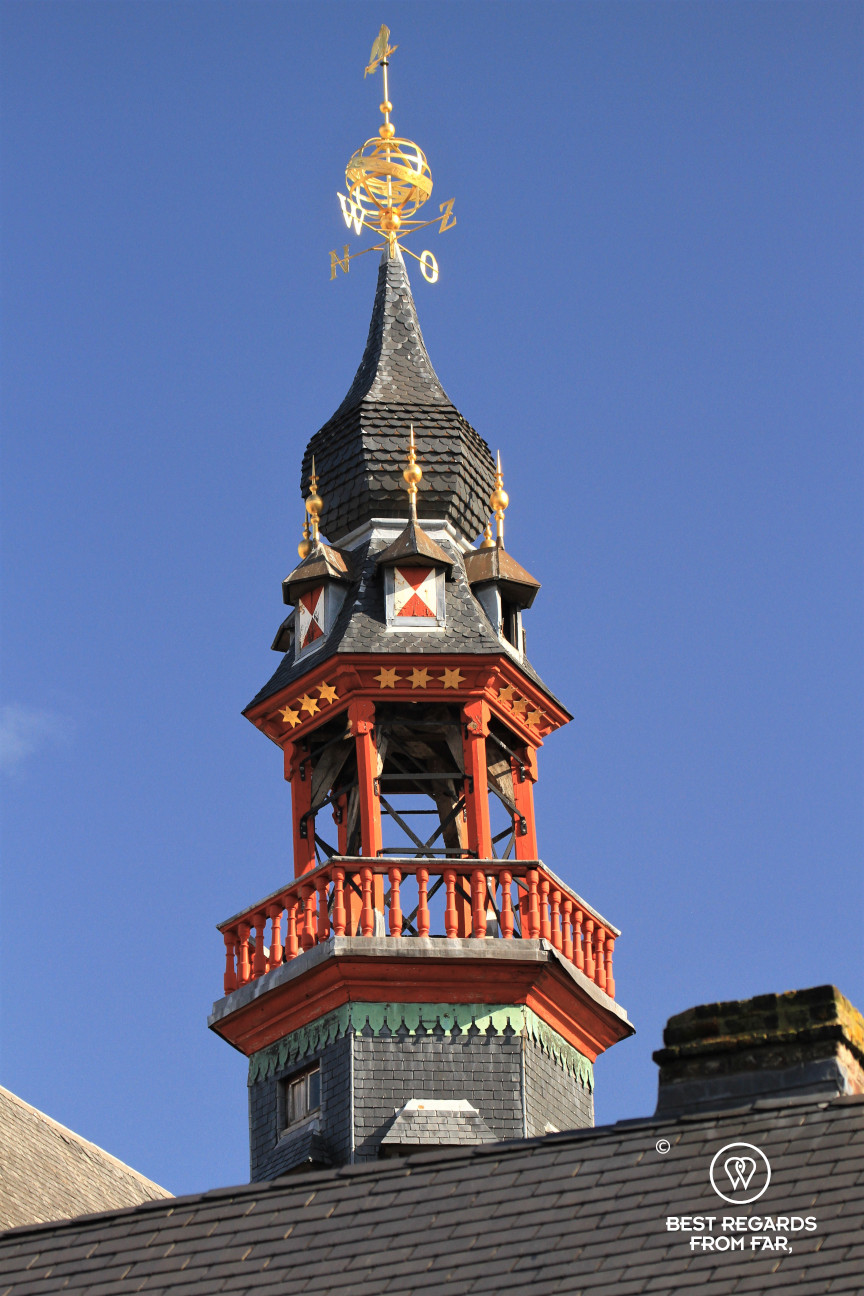 Small tower in Ghent