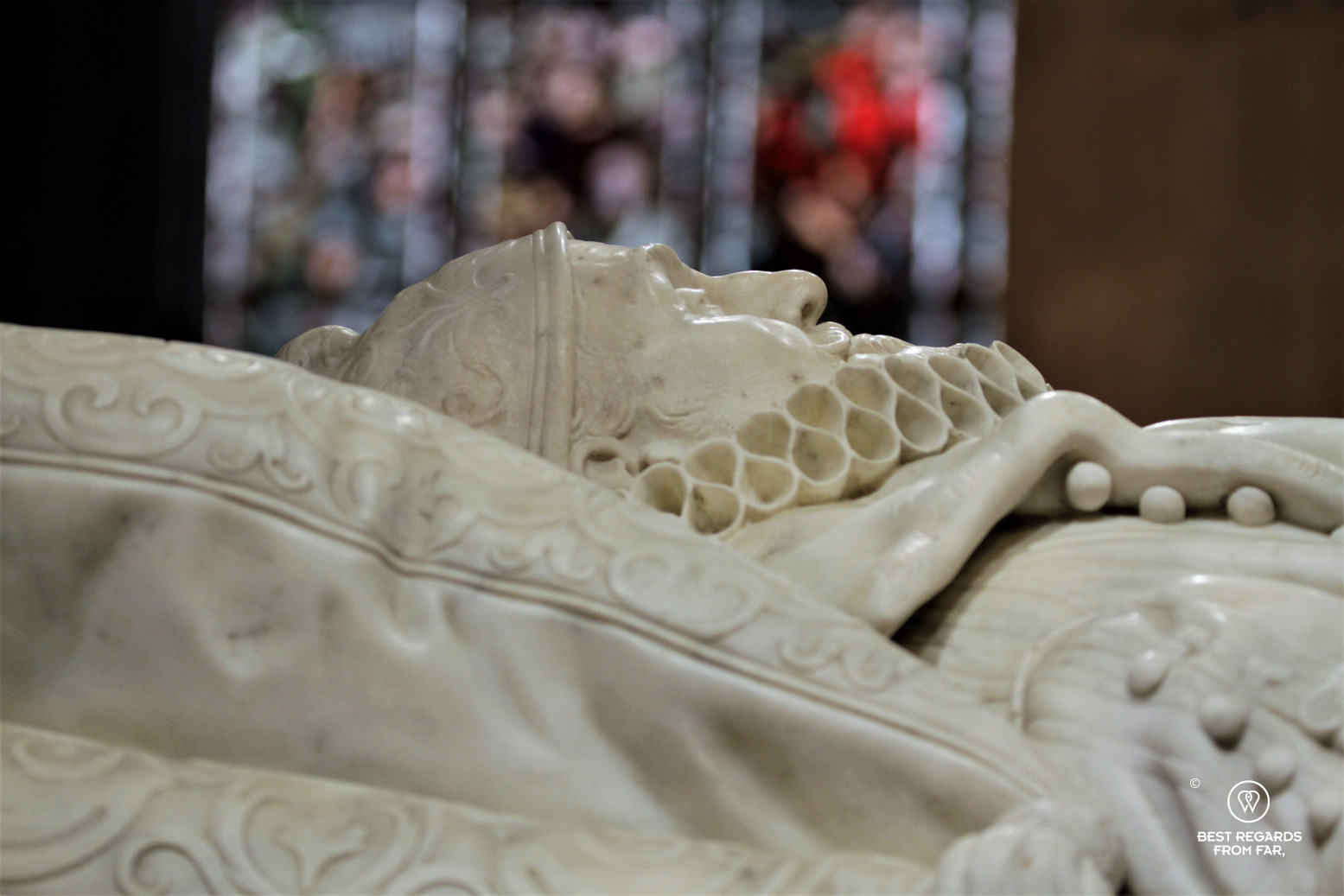 The tomb of William of Orange, New Church, Delft, The Netherlands
