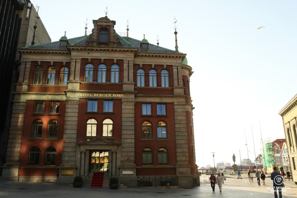 Hotel Bergen Bors, Bergen