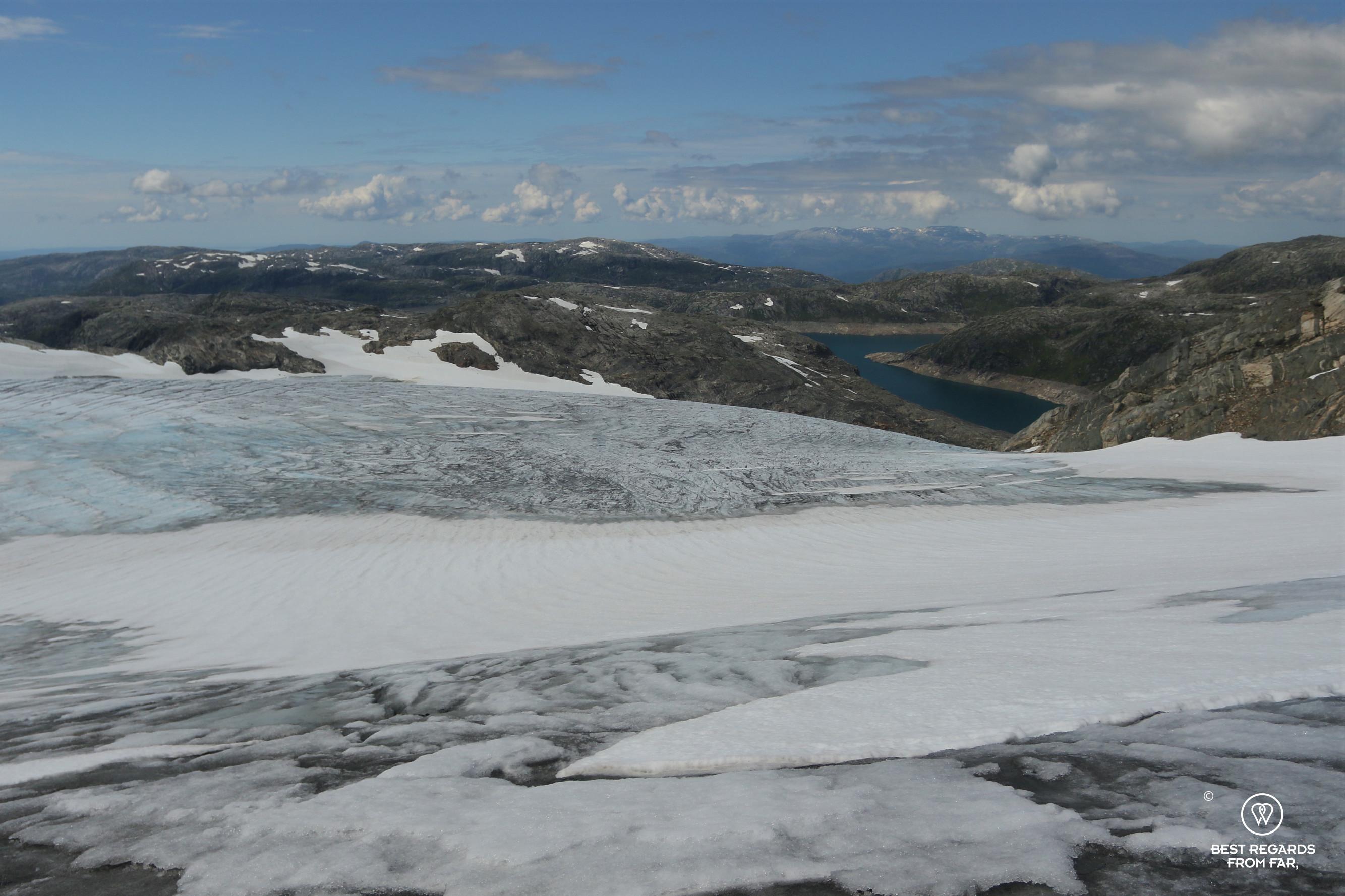 The Fonna Glacier, Norway
