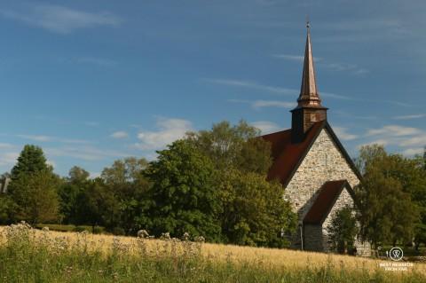 Stiklestad church, Norway